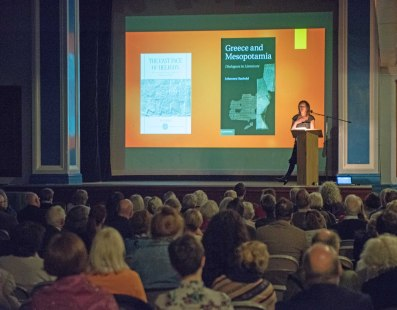 Edith Hall lecture 28.4.16