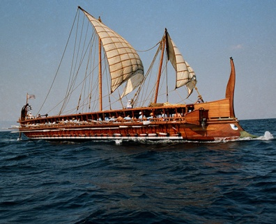 Ancient Greeks and the Sea