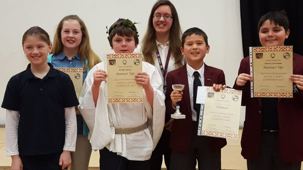 Junior Classics Comp 2017 Finalists