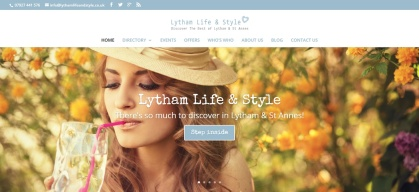 Lytham life & style banner photo