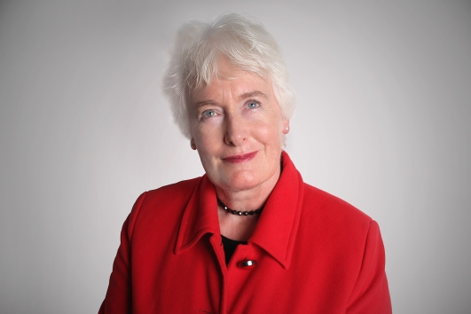 Margaret Mountford Profile © Lauren Blue 2014