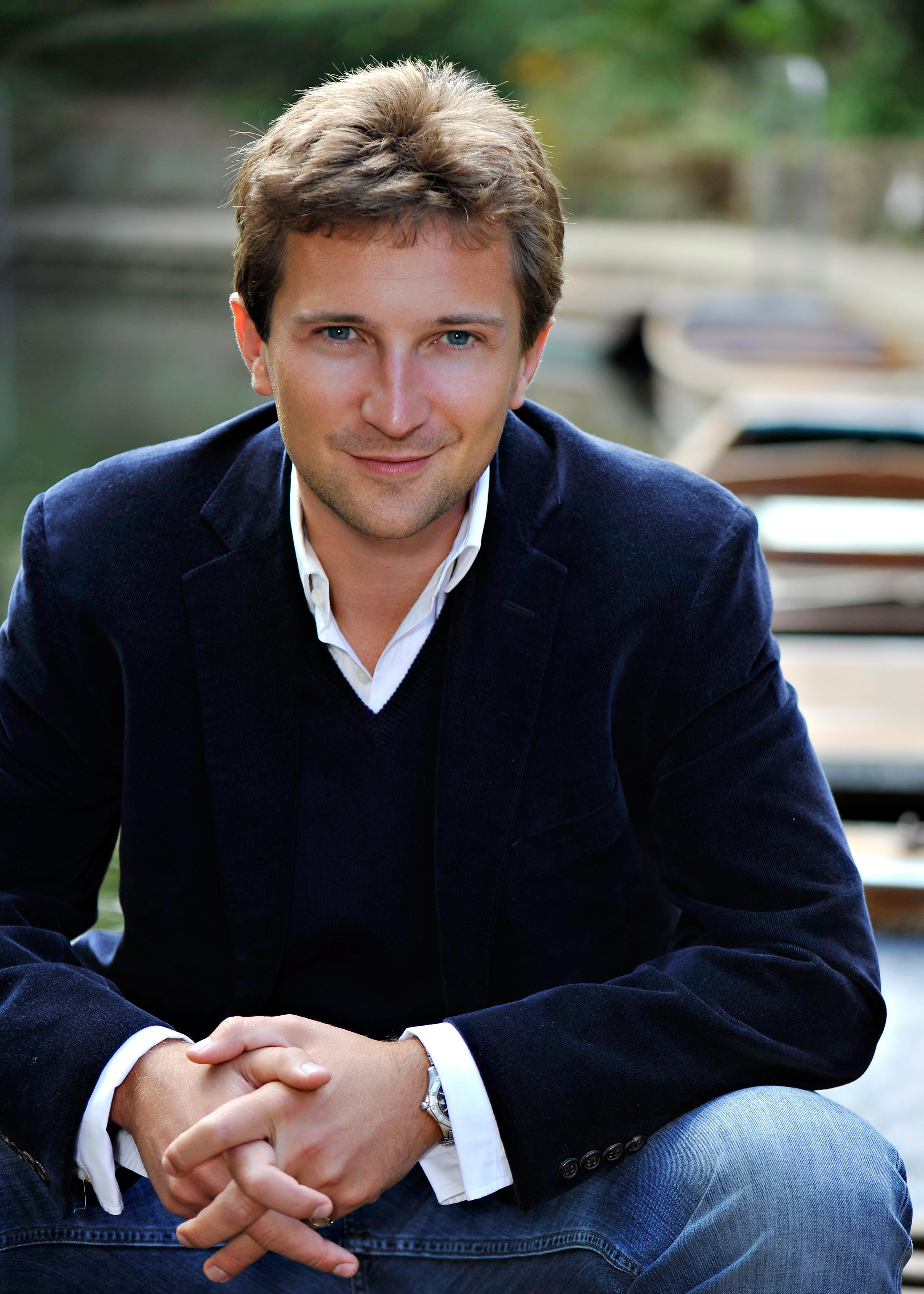 Dr Michael Scott Portrait
