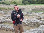 andrew-birley-explaining-vindolanda