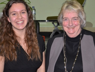 Katrina Kelly and Lindsey Davis LSA CA