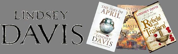 Lindsey Davis books