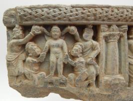Buddha's First Bath