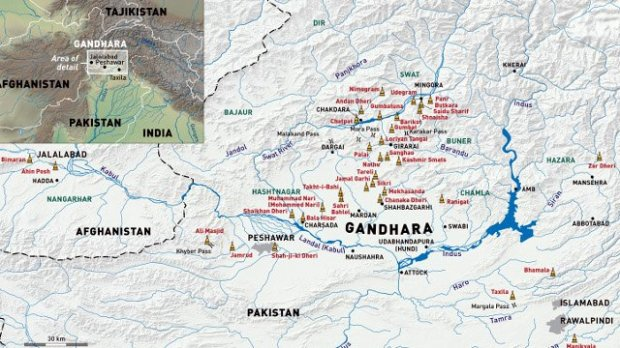 Gandhara_Kingdom