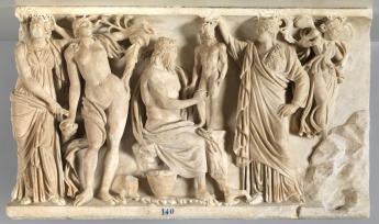 Prometheus Creating the First Man