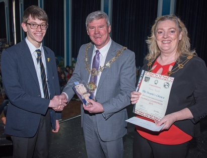 Winner of the People's Choice Award and of the overall 2019 Classics Competition - Thomas Hewitt