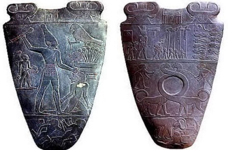 Ancient-Egyptian-art-the-Narmer-palette8
