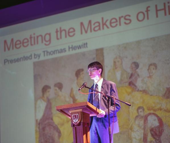 8737 Thomas Hewitt